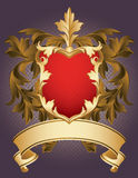 Coat of Arms. Vector illustration - Coat of Arms vector illustration