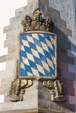 Coat of arms of Bavaria Stock Images