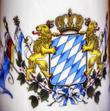 Coat of arms - bavaria Royalty Free Stock Photos