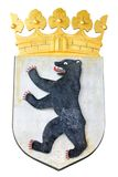 Coat of arms of Berlin Royalty Free Stock Photography