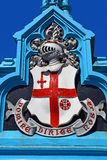 Coat of Arms of the City of London Stock Image