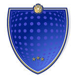 Coat of arms, heraldry Stock Image