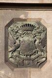 Coat of Arms of Hungary stock photos