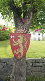 Coat of arms of Norway Royalty Free Stock Photos