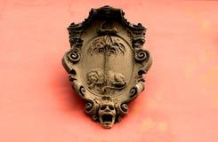 Coat of arms, Palmanova, Italy Stock Photography