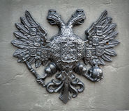 Coat of arms of the Russian Empire Royalty Free Stock Images