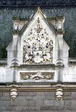 Coat of arms of The Tower Bridge in London, England Stock Image