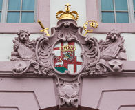 Coat of Arms of Trier Royalty Free Stock Image