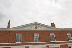Coat of Arms of Trinity House Stock Photos