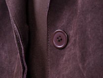 Coat button Stock Images