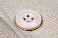 Coat button Royalty Free Stock Image