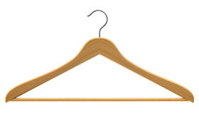 Coat hanger Royalty Free Stock Photos