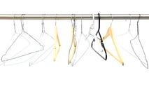 Coat Hanger Royalty Free Stock Image