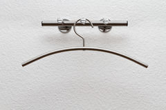 Coat hanger Stock Photo