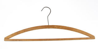 Coat hanger Stock Image