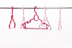 Coat-hanger Royalty Free Stock Images
