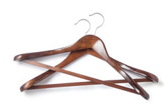 Coat hanger Royalty Free Stock Images