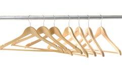 Free Coat Hangers Royalty Free Stock Photo - 5567935