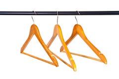 Coat hangers Royalty Free Stock Photography