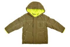 Coat with hood Royalty Free Stock Photos