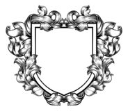 Free Coat Of Arms Crest Family Knight Heraldic Shield Stock Images - 133580564