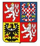 Coat Of Arms Of The Czech Republic VECTOR Stock Photos