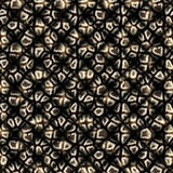 Coat pattern quilted medium Stock Photography