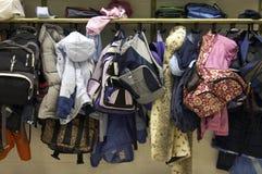 Coat rack Royalty Free Stock Image