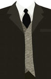 Coat & Tie Stock Image