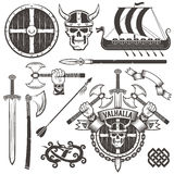 Coat of Valhalla Royalty Free Stock Images