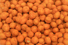 Coated Sesame Peanut Stock Images