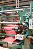 Coating machine royalty free stock photography