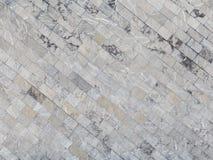 Coating of marble Stock Image