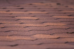 The coating on the roof Royalty Free Stock Photography