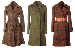 Coats Stock Photography