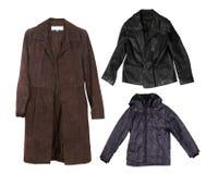 Coats Stock Image