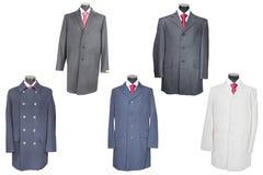 Coats Royalty Free Stock Photography