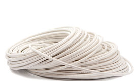 Coaxial cable Royalty Free Stock Photos