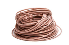 Coaxial cable isolated Stock Photos