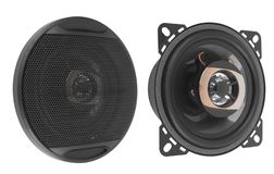 Coaxial car speakers royalty free stock photos