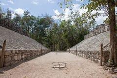 Coba Ruins, Mexico Stock Photo