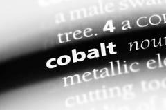 cobalto imágenes de archivo libres de regalías
