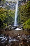Coban Rondo Waterfall EastJava Fotografia de Stock Royalty Free