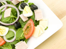 Cobb Salad stock photos
