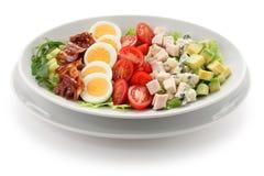 Cobb Salat Lizenzfreie Stockbilder
