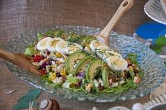 Cobb-Salat Lizenzfreies Stockbild