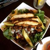 Cobb Salat Lizenzfreie Stockfotografie