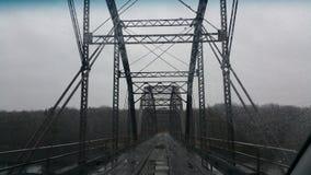 Cobben bro Arkivfoto