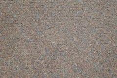 Cobble υπόβαθρο επίστρωσης οδών πετρών Στοκ φωτογραφία με δικαίωμα ελεύθερης χρήσης