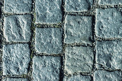 Cobble Path Detail. Royalty Free Stock Image